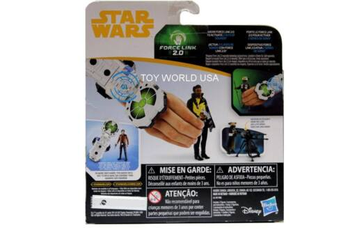 2018 Disney Hasbro Star Wars Force Link 2.0 Kessel Guard /& LANDO CALRISSIAN