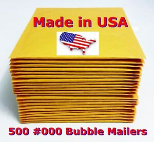 500-000-4x8-Bubble-Mailers-Padded-Envelopes-Bags-SelfSeal-Usa-000