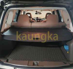 Rear Trunk Security Cargo Cover Tonneau Shade For 2008-2016 Jeep Patriot/Compass