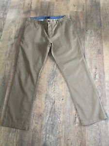 Details about Men's Gap Kharkis Tapered Fit Size 3430