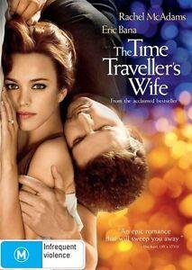 The-Time-Traveller-039-s-Wife-DVD-Eric-Bana-Rachel-McAdams