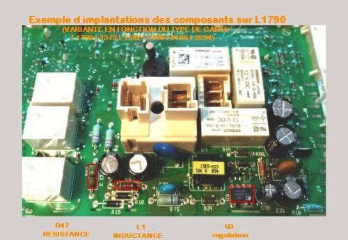 Kit Universel LNK304PN pour  Carte L1790