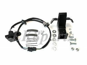 s l300 land rover lr4 2010 2013 trailer hitch & wiring harness wire tow 2011 land rover lr4 trailer wiring harness at couponss.co