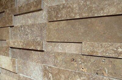 Professioneller Verkauf Wand Verkleidung Verblender Klinker Stein Travertin Muro Noce Muster Wohnrausch GroßE Auswahl; Heimwerker Fassade