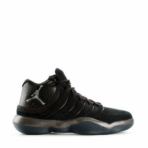 finest selection 6a955 19d67 Image is loading Nike-Air-Jordan-Super-Fly-2017-Trainers-Black-