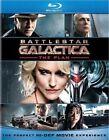 Battlestar Galactica The Plan Region 1 Blu-ray