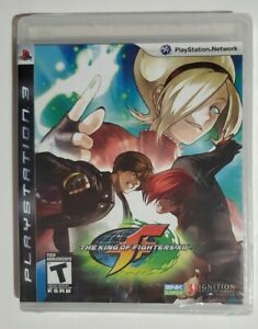 The King Of Fighters Xii 12 Playstation 3 Ps3 New Sealed Game