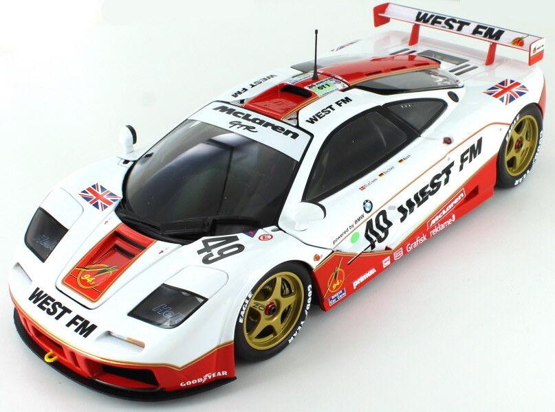 McLaren F1 GTR NIELSEN-Bscher-Massa  49 LE MANS 24h 1995 1 18 (530 133549)