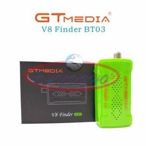 V8 Finder BT03 HD 1080P SatFinder DVB-S2 Satellite Finder Bluetooth Control ILS
