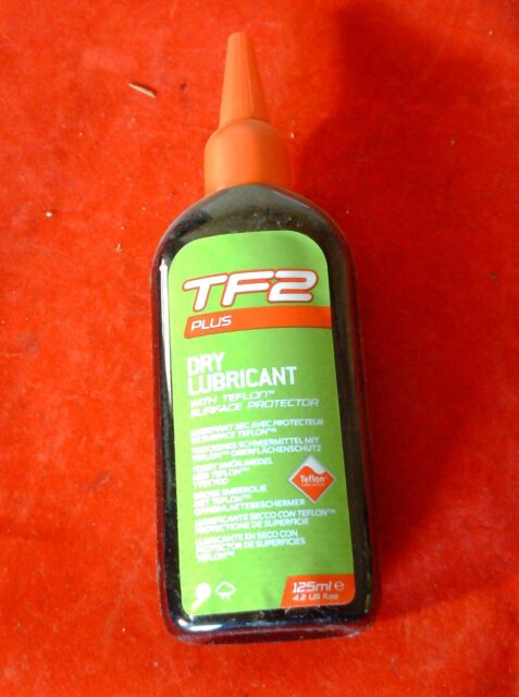 WELDTITE TF2 PLUS DRY LUBRICANT 125ML