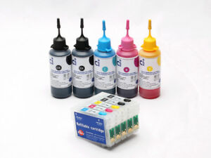 Compatible-Refillable-Ink-Cartridge-Kits-for-Epson-Stylus-Office-BX320FW-NON-OEM