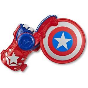 NERF-Power-Moves-Marvel-Avengers-Captain-America-Gauntlet-amp-Shield-Disc