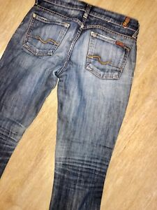 menneskeheden Distressed for Syv 7 hele Jeans Skinny Roxanne Wow Usa 26x32 wHtRWqgB