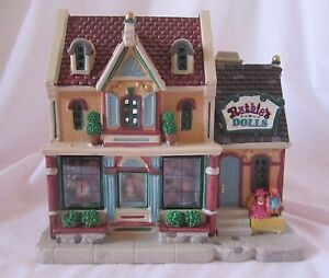 Lemax Christmas Village Ruthie's Dolls #45709 @2014 NEW