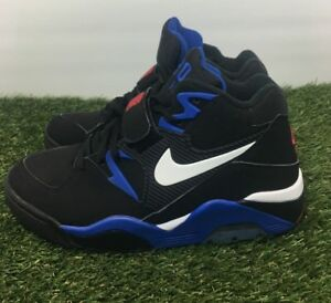 Details about Nike Air Force Max 180 Basketball Charles Barkley 310095 011 Men Size 7.5