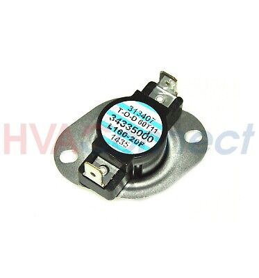 OEM Carrier//ICP Replacement Limit//Rollout Switch for Model # PGS036H100D