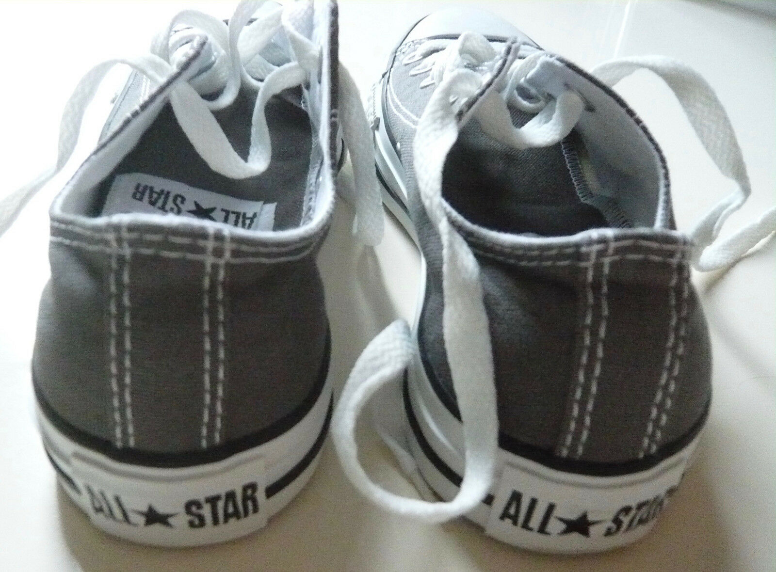 Converse CT charcoal A/S SEASNL OX Sneakers Gr. 37 charcoal CT 1J794 Chucks grau 2afa89