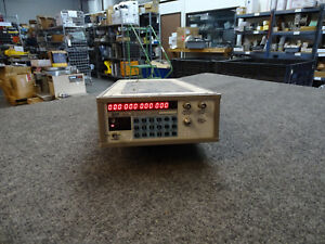 EIP-28B-12-Digit-Microwave-Frequency-Counter-10hz-to-26-5Ghz-Opt-05-amp-08