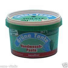 HOLSTE - GRÜNE TANTE -  Handwaschpaste sandfrei  - H 71 500ml Hautschonend
