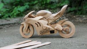 Decorative-Miniature-Motorcycle-Made-to-Order