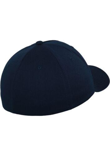 FLEXFIT 5 PANEL BASEBALL CAP Original Flex Kappe Capy Basic Basecap Hat S//M L//XL