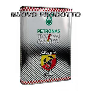 4LT-Olio-auto-Petronas-Selenia-Abarth-5W40-100-Sintetico-500-Punto-1-4-TURBO