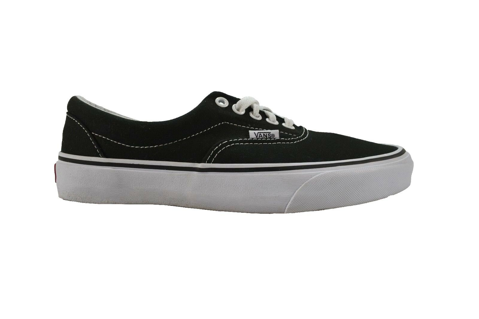 Vans Vans Vans ERA Black White VN-0EWZBLK (265) Men's Skateboarding Shoes fa11c4
