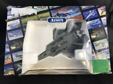 Franklin Mint PROTOTYPE armour F-22 RAPTOR PRESS TO TEST 1/48 Diecast Plane RARE