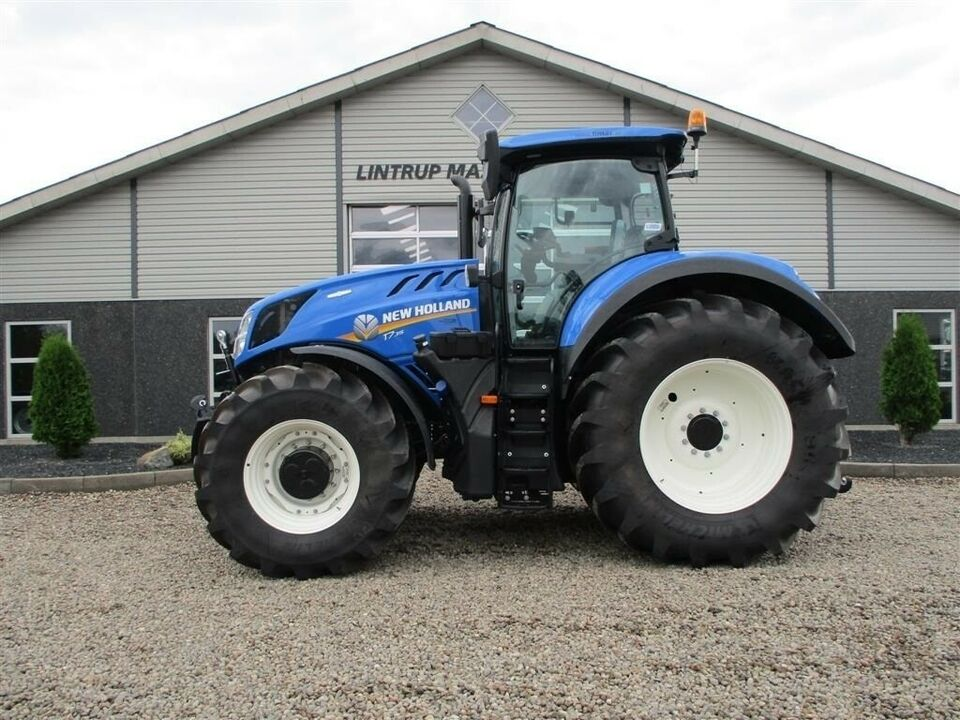 New Holland, T7.315 HD AutoCommand, timer 212