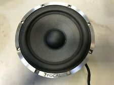 "SINGLE FOCAL PIECE MIDWOOFER 6.5/"" MIDRANGE SPEAKER FROM HP-165A3 REPLACEMENT NEW"