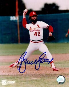 Bruce-Sutter-autographed-signed-8x10-photo-MLB-St-Louis-Cardinals-PSA-COA