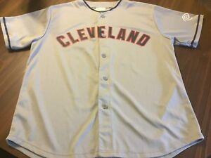 65550e6eedb Image is loading CLEVELAND-INDIANS-MLB-63-MASTERSON-BASEBALL-JERSEY-SIZE-