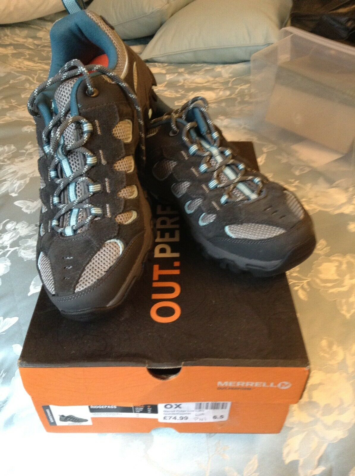 Merrell Ridge 6.5 Out Perform Walre Hire