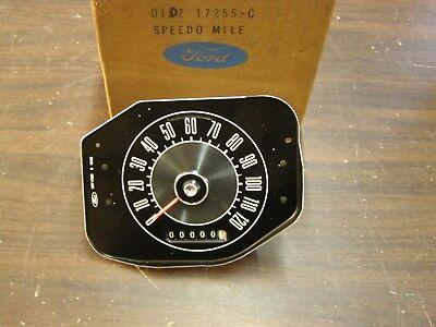 NOS OEM Ford 1970 - 1974 Maverick Speedometer Odometer 1971 1972 1973