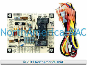 Details about York Coleman Luxaire Heat Pump Defrost Control Board on