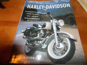 The Ultimate Harley Davidson Harley Davidson Motorcycles Motorcyle Bikes Book 9780681032217 Ebay