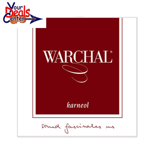 "New Warchal Karneol Viola C  String 15.5""-16"""