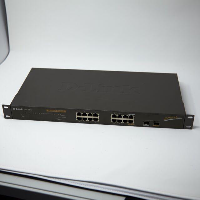 D-Link gigabit switch DGS-1216T