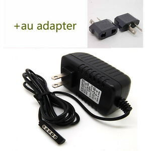 Wall-Travel-Home-Charger-Adapter-For-Microsoft-Surface-2-Windows-RT-Tablet-AU-S