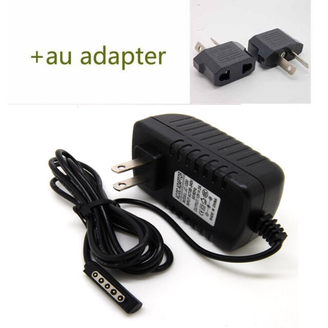 Wall Travel Home Charger Adapter For Microsoft Surface 2 Windows RT Tablet AU