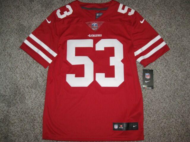 bowman 49ers jersey