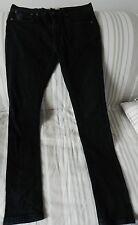 Jeans April77 coloris noir tbé