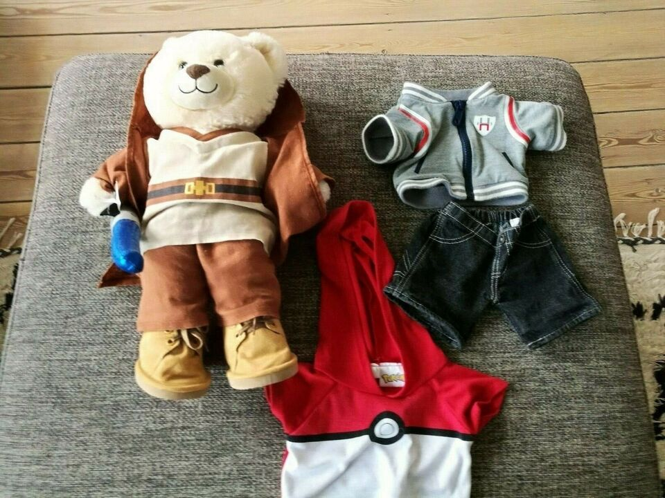 Builder Bear Jedi , Builder Bear