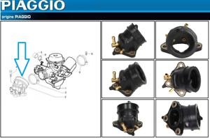Pipe d/'admission Type Origine pr  Vespa GT L  GTS GTV 125 EOM 840949