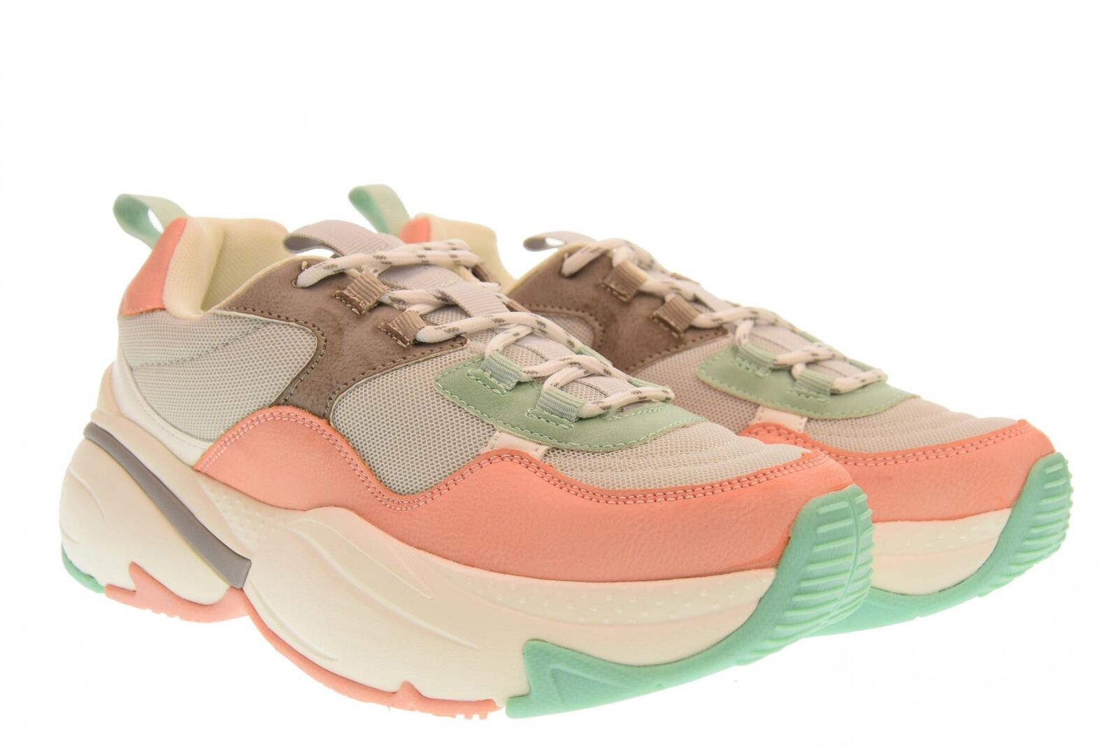 Victoria A18us shoes woman low sneakers 147102 pink