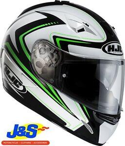 HJC-TR-1-BLADE-MOTORCYCLE-TOURING-HELMET-INNER-VISOR-KAWASAKI-GREEN-J-amp-S