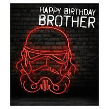 Item 5 Star Wars Birthday Cards Assorted