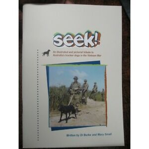 Australia-039-s-Tracker-Dogs-in-the-Vietnam-War-Children-039-s-book