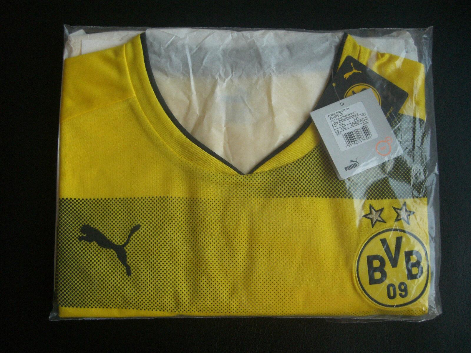 BVB 09 Borussia Dortmund Puma Evonik Trikot NEU Home OVP 2017 / 2018 NEU OVP Home TOP 1a 727d5d