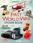 First World War Sticker Book von Struan Reid (2015, Taschenbuch)